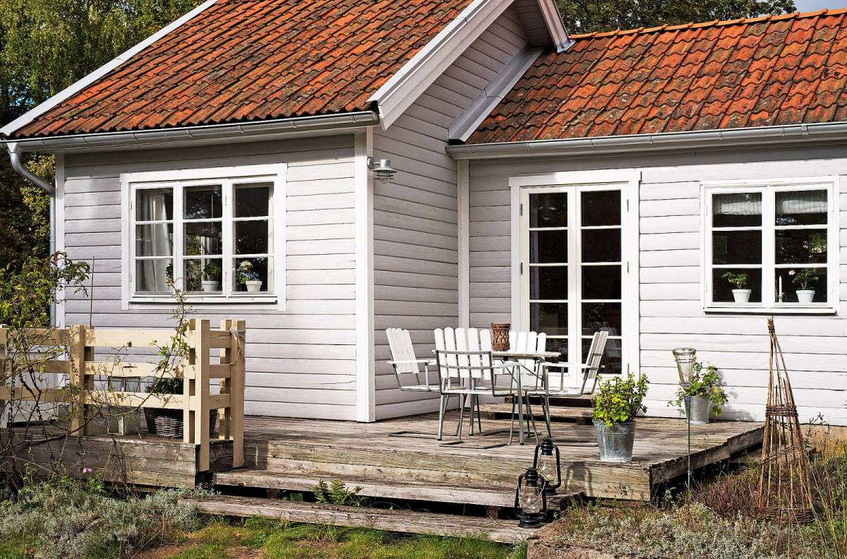Scandinavia House Plans Forest Cottage In Sweden Small House Bliss