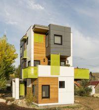 Butcherknife Residence | WorkshopL | Small House Bliss