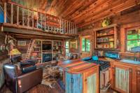 The Cowboy Cabin | Tiny Texas Houses | Small House Bliss
