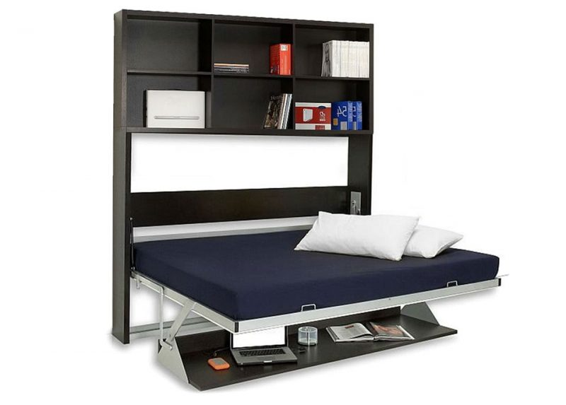 Murphy Bed Desk Awe-inspiring Murphy Bed Ideas That Blow Your Mind - Small