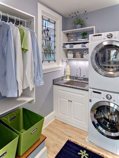 Laundry Room Decor Ideas For Small Spaces
