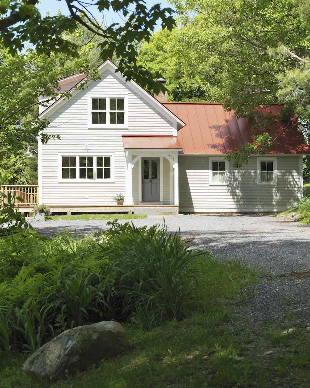 Farmhouse Color Palette Exterior Vermont Farmhouse By Joan Heaton Architects