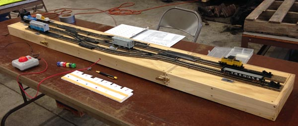 2014 Small Layout Design Meet Small Model Railroads