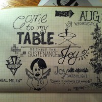sketch journal . 080812