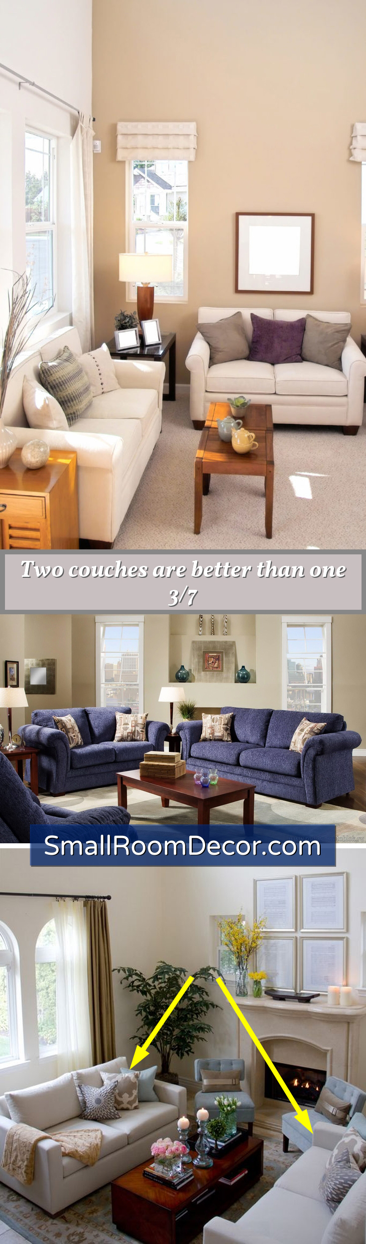 Sofa For Small Living Room 7 Couch Placement Ideas For A Small Living Room