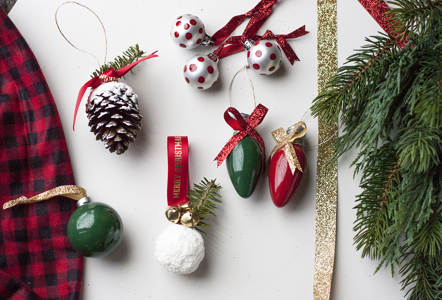 Diy Christmas Ornaments 5 Easy Diy Christmas Ornaments In One Afternoon