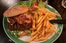 El RAncho Burger Chèvre