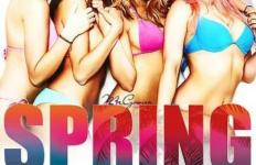affiche-springbreakers