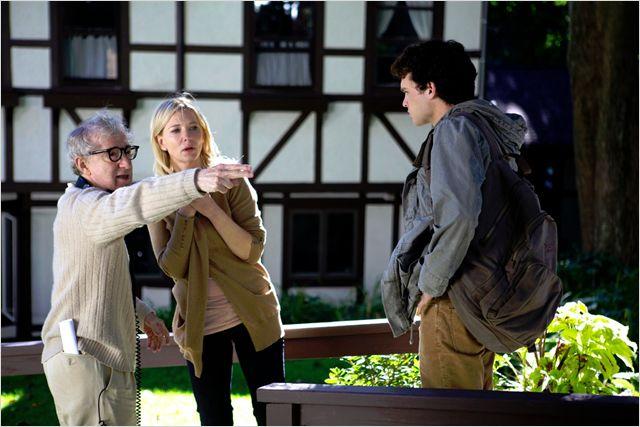 Woody Allen et Cate Blanchett - Blue Jasmine / © Mars Distribution