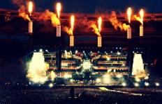 Muse - Live au Stade olympique de Rome