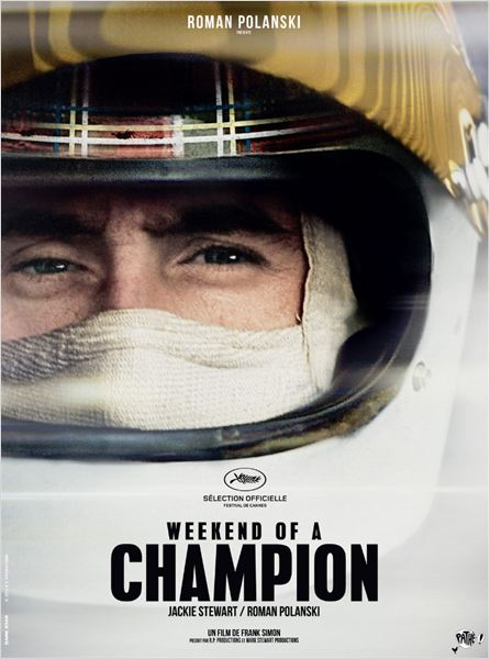 weekend champion affiche