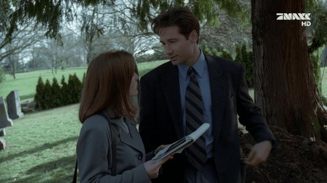 X-Files en HD3