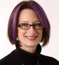 L'auteure, Larissa Ione