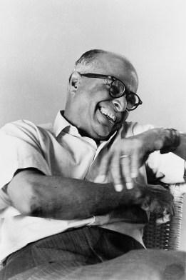 TSS76396 Indian novelist R K Narayan 1965 India Asia. Image shot 1965. Exact date unknown.