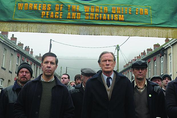 Paddy Considine et Bill Nighy