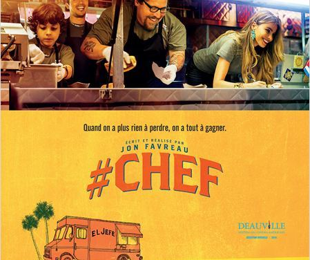 #Chef : Reconversion en papillote