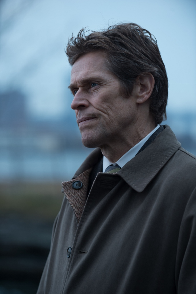 """En ami prévoyant du protagoniste, Willem Dafoe fait partie des multiples seconds rôles donnant du cachet à """"John Wick"""". Crédit : Metropolitan Filmexport"""