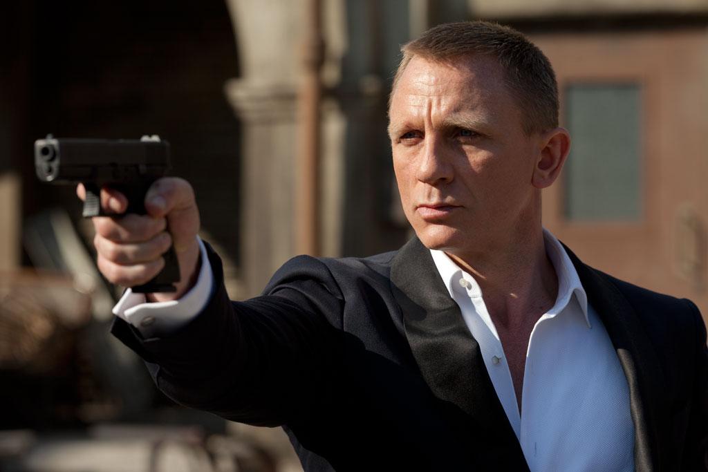 Craig sera Bond @MGM