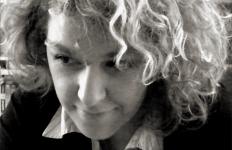 Céline Landressie, auteure de La Floraison