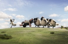 Moutons en vadrouille @Aardman