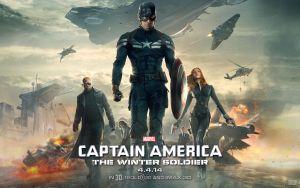 Captain America 2 @Marvel