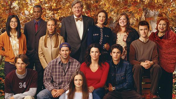 Gilmore Girls : Une Nouvelle Année, 4 nouveaux posters