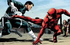The Punisher Daredevil