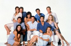 Melrose Place TV series (1992) starring Alyssa Milano as Jennifer Mancini [dvdbash.wordpress.com]