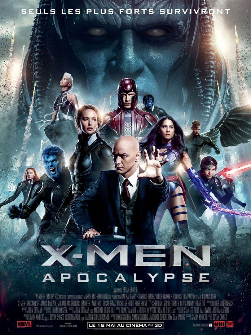 X-Men : Apocalypse scénaristique (critique 100% spoilers)