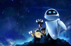Retro Pixar Wall-e