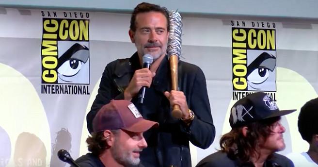 #SDCC - Walking Dead n'en dit pas plus sur sa saison 7