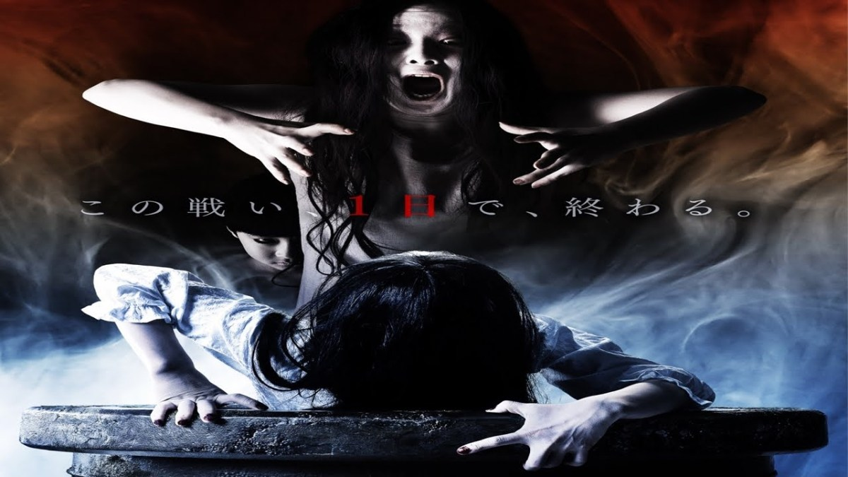 Sadako vs. Kayako : le crossover entre The Ring et The Grudge