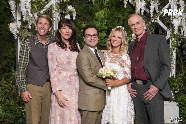 The Big Bang Theory : mes parents et moi
