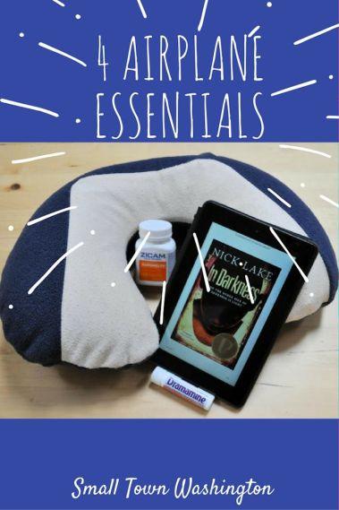 4 Airplane Essentials