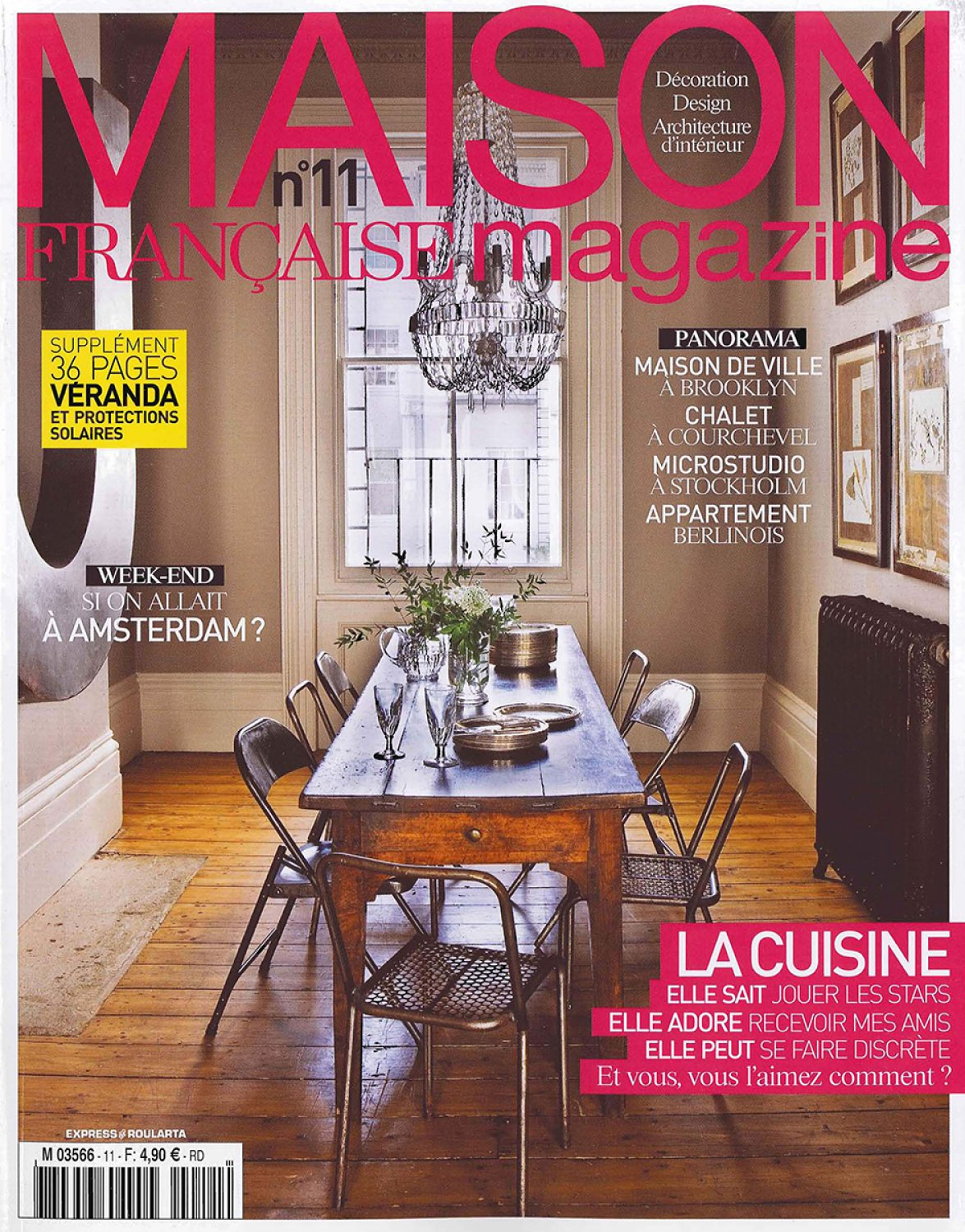 Decoration Francaise Maison Française Magazine N11 Publications Smarin