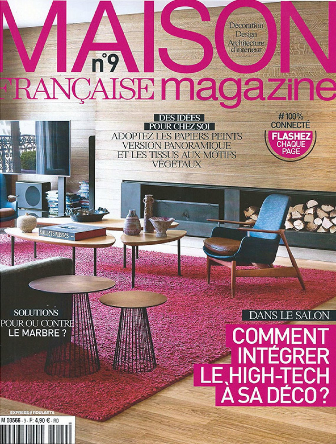 Decoration Francaise Maison Française Magazine N9 Publications Smarin