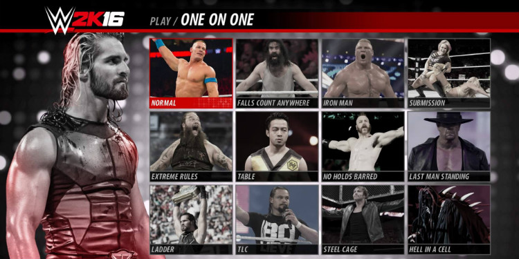 wwe 2k16 feature