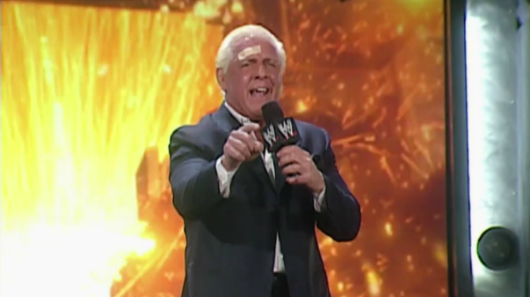 ric flair raw 2006