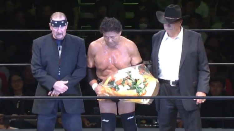 tenryu retirement