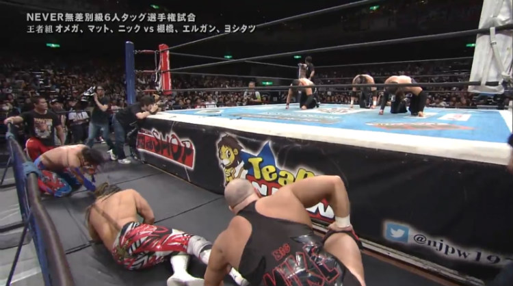 njpw invasion attack the elite vs tanahashi elgin yoshitatsu