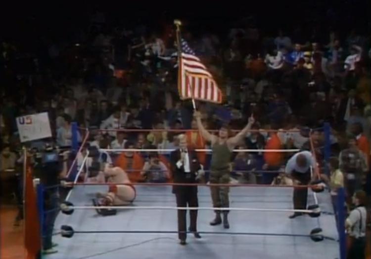 wrestlemania 2 nikolai volkoff vs corporal kirchner