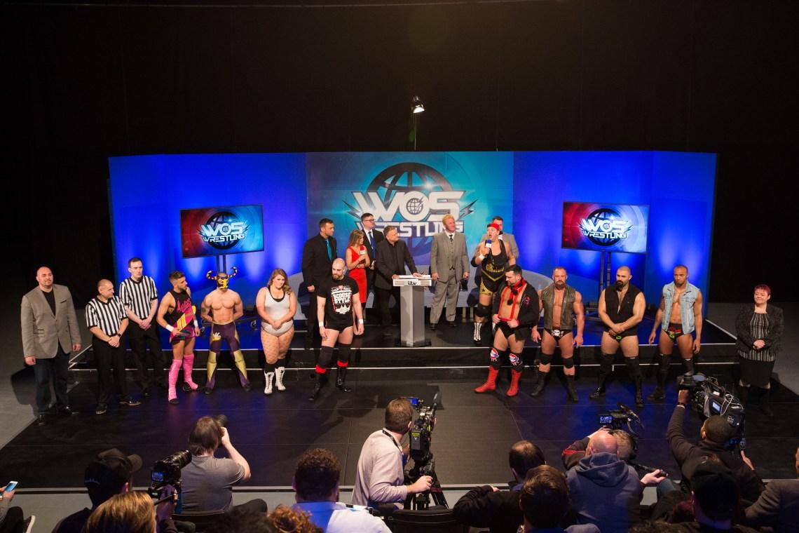 World of Sportin uudelleensyntymä on takkuillut hieman nauhoitteluneuvottelujen viivästyessä Impact Wrestlingin kanssa. Kuva: Total Wrestling Magazine UK.