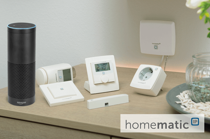 Jalousie Mit Alexa Steuern Homematic Ip Von Eq-3 | Smart And Home Systeme.de