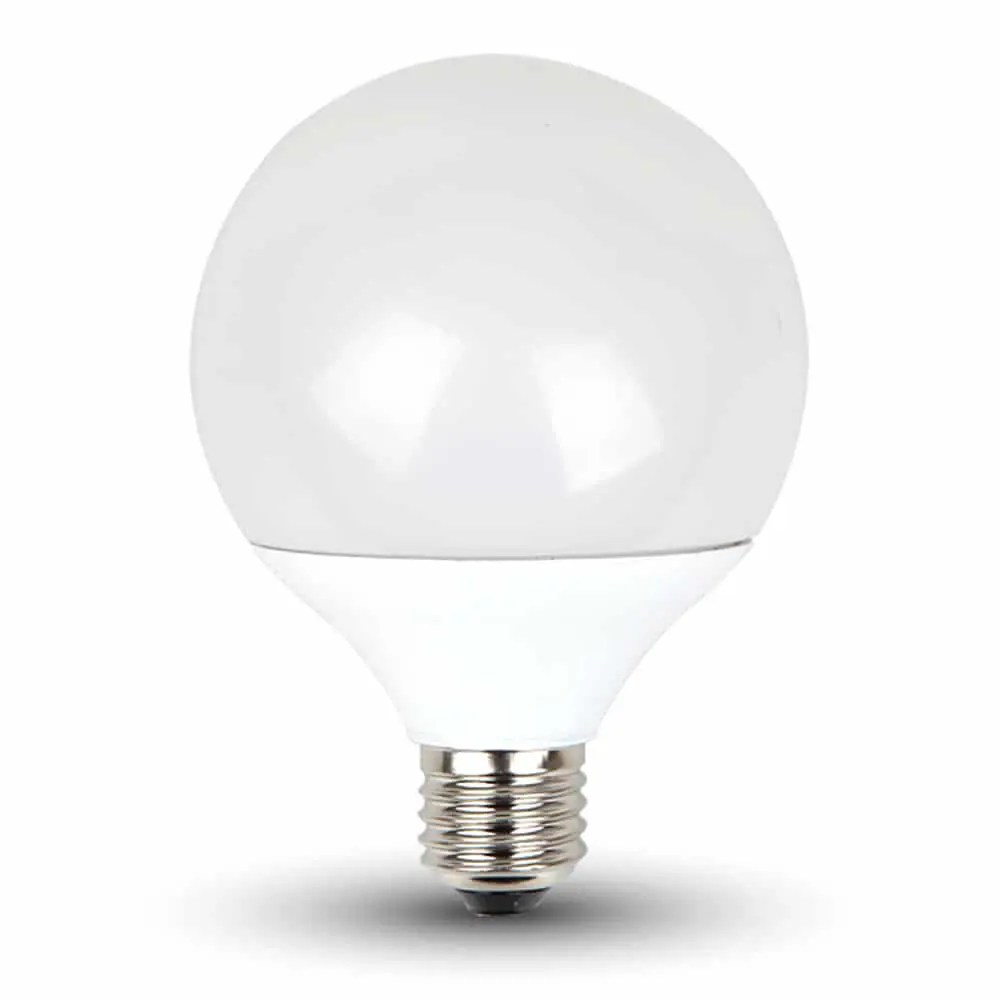 Led Bulb 10w G95 E27 Globe Day White Smart Lighting Industries