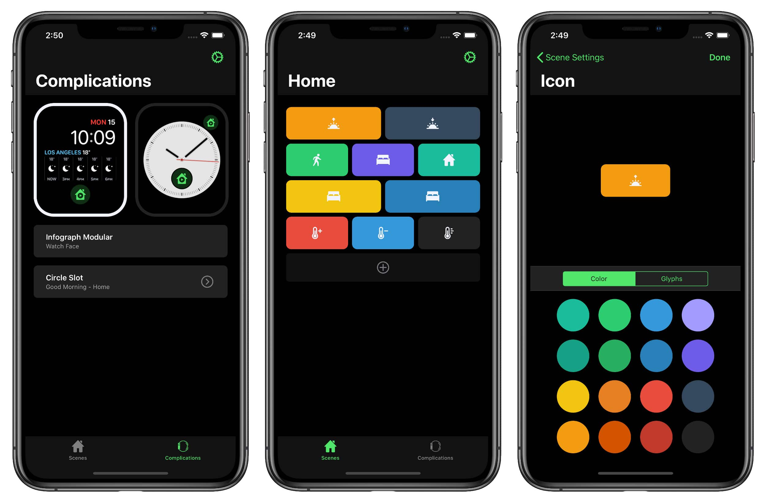 Homekit App Homerun Neue Homekit App Exklusiv Für Die Apple Watch