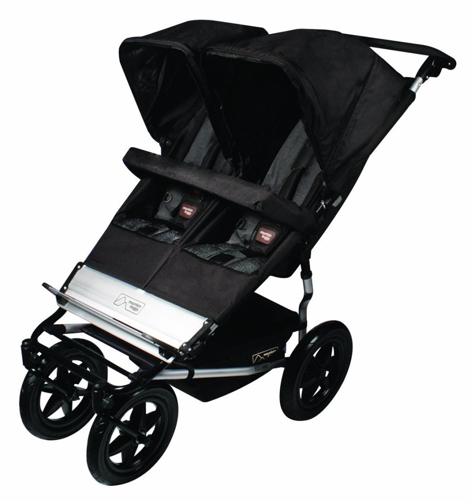 Mountain Buggy Duet Review Mountain Buggy Duet Double Stroller Review