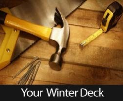 3 Easy Tips To Protect Your Deck This Winter