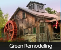 5 Cool Ideas For Green Home Remodeling
