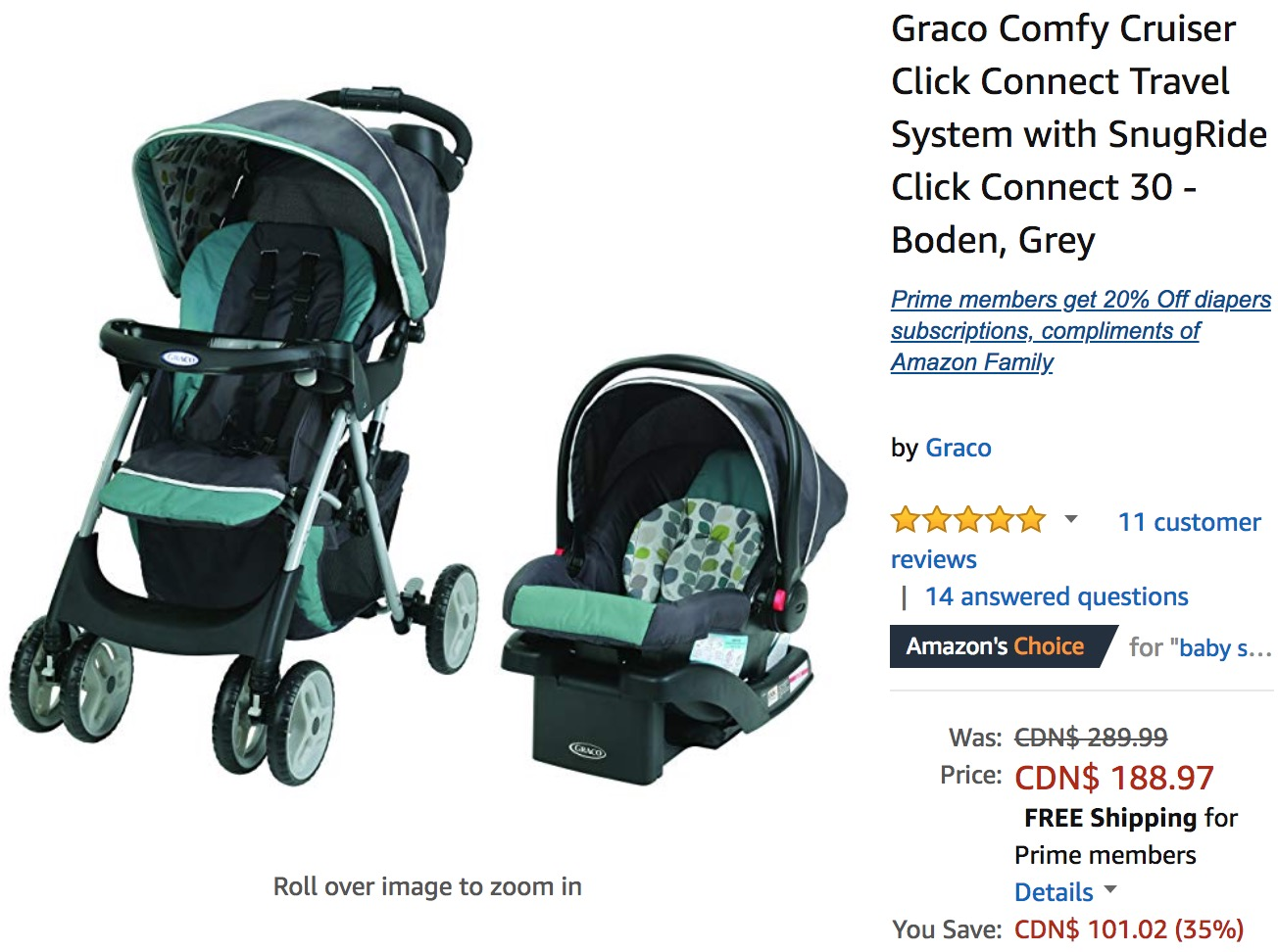 Baby Travel System Reviews Canada