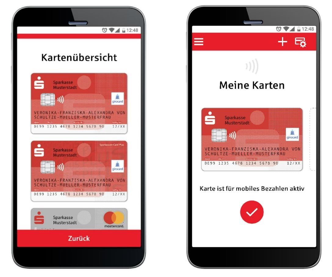 Sparkasse Pushtan Neues Handy Sparkasse Alternative Zu Google Pay Startet Bald Für Alle Kunden